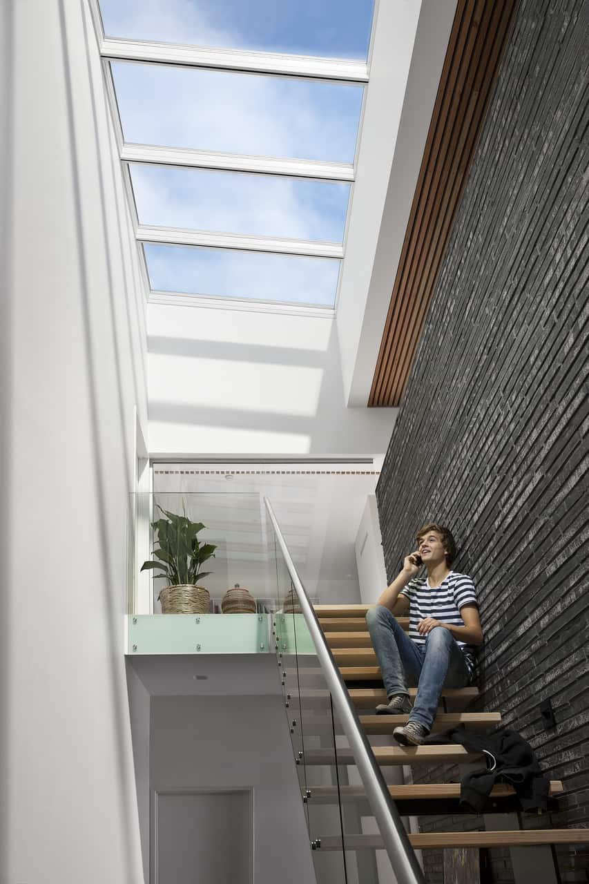 velux modulaire lichtstraat incl coderingen en afbeeldingen. Black Bedroom Furniture Sets. Home Design Ideas